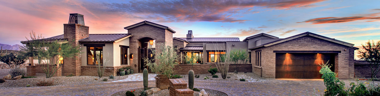 About Our Luxury Homes - The Residences - Dove Mountain Real Estate