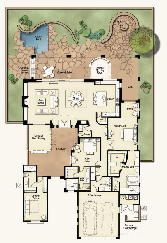 Casa-map