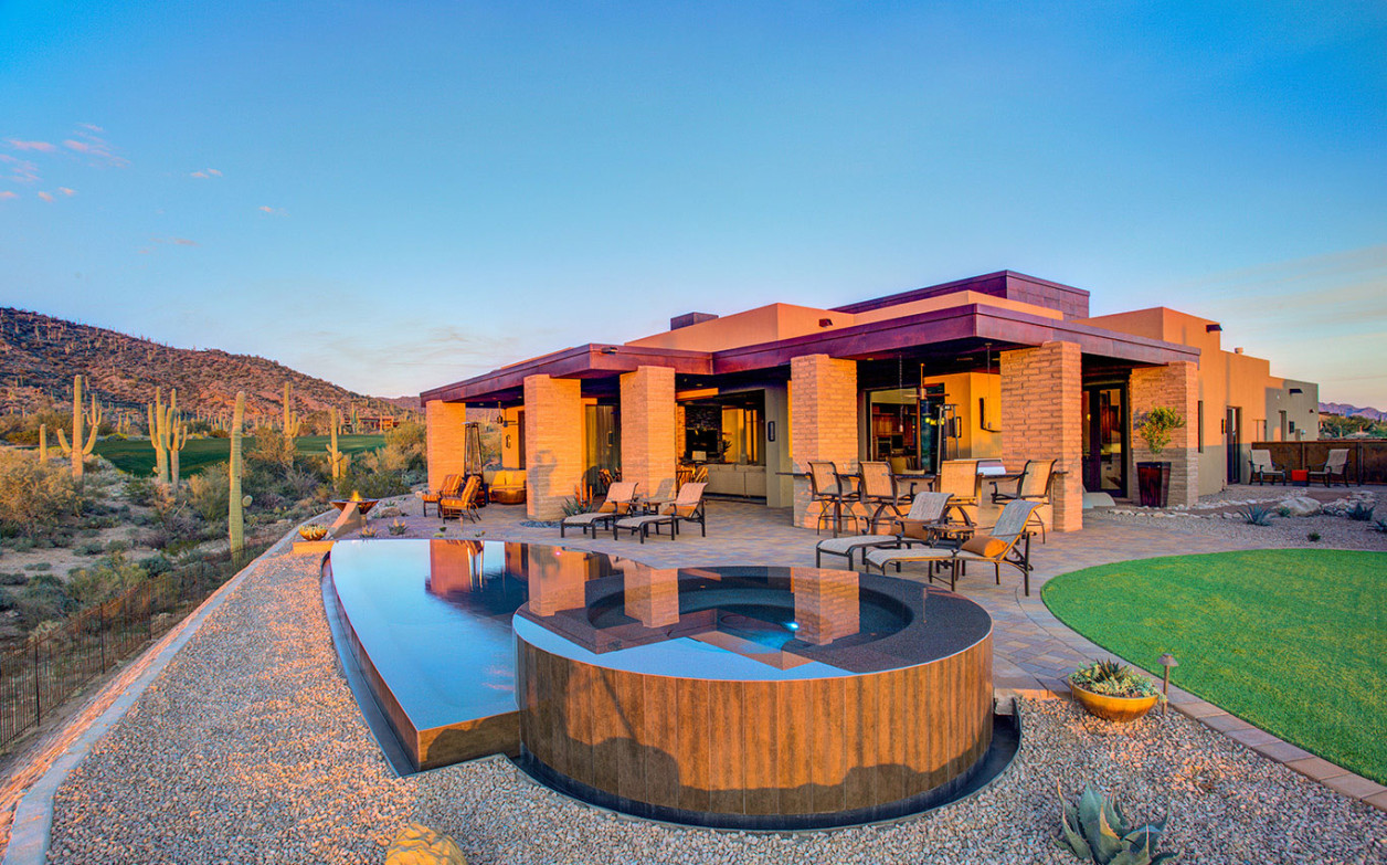 Ranch on Custom Luxury Ranch Home Plans
