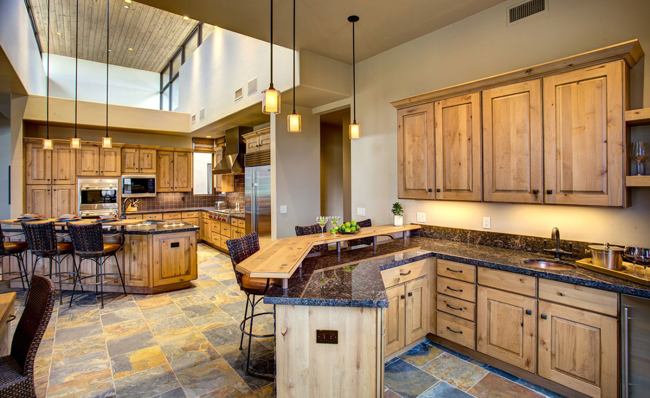 Need a double kitchen? We have you covered. Schedule a tour of our Dove Mountain homes for sale.