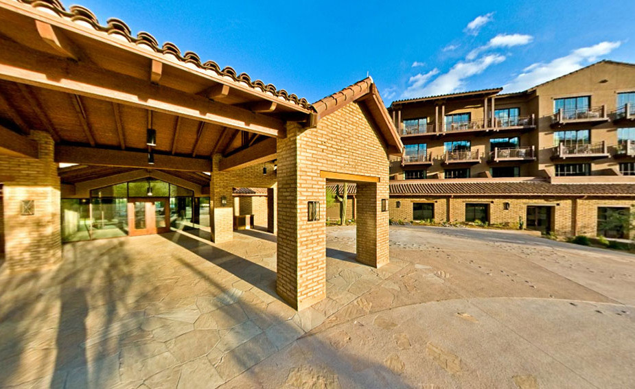 Welcome to The Ritz-Carlton Resort at Dove Mountain, Marana.