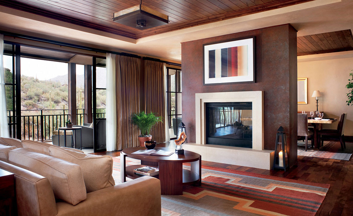 Suite at The Ritz-Carlton Resort at Dove Mountain. Right next door… our exclusive luxury homes. Contact us for more info about Dove Mountain real estate.