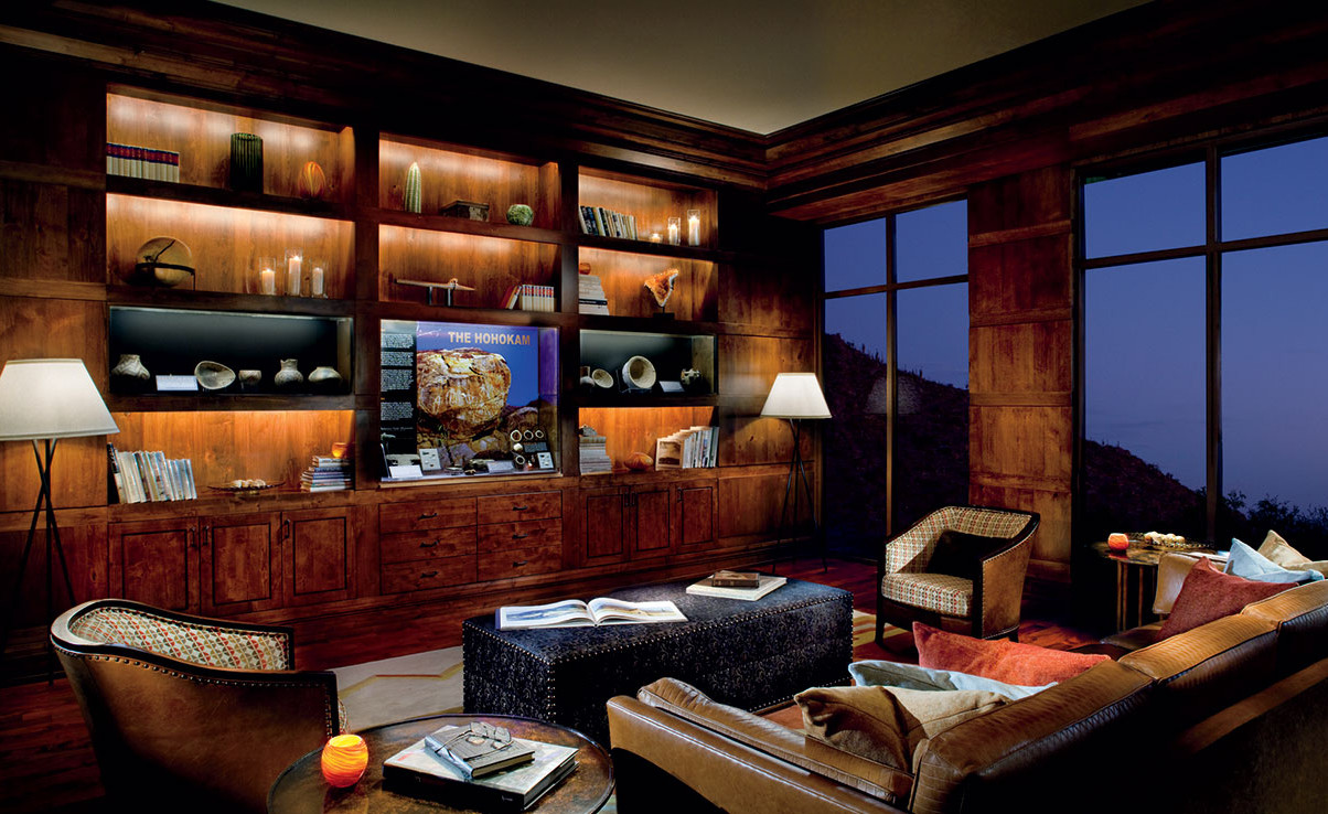 Suite accommodations at The Ritz-Carlton Resort at Dove Mountain. Right next door… our exclusive luxury homes. Contact us for more info about Dove Mountain real estate.