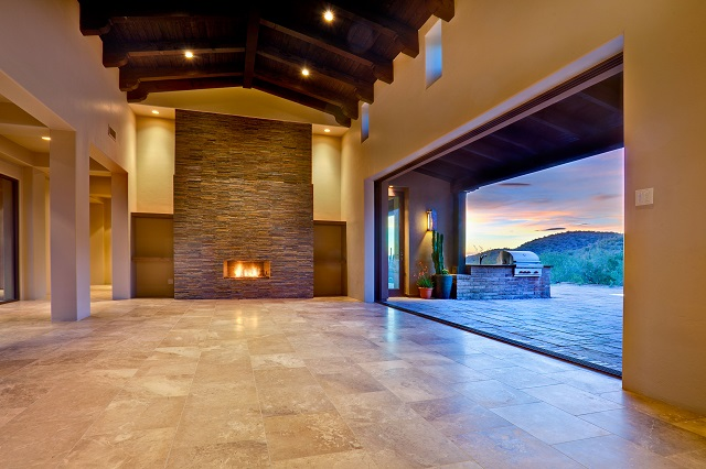 Luxury home professionals agree that the buyers are not primarily investors rather they are local families moving up as well as people from out of state moving to Tucson for all or part of the year.