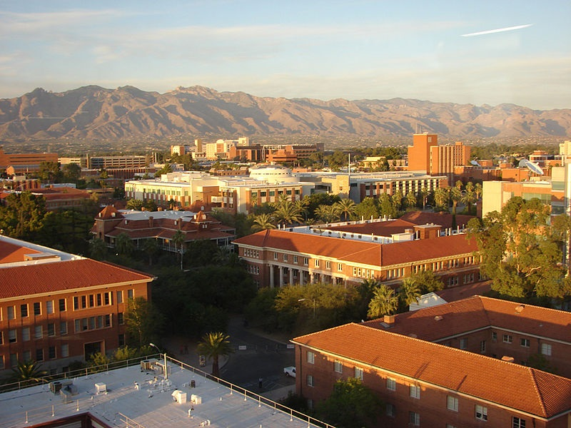 Here's a look at colleges in Tucson, Arizona.