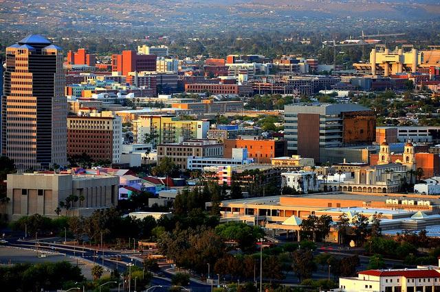 Tucson Arizona history