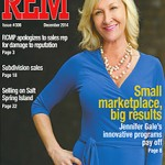 REM December 2014 Issue - The Ritz-Carlton Residences, Dove Mountain is a community of luxury custom homes