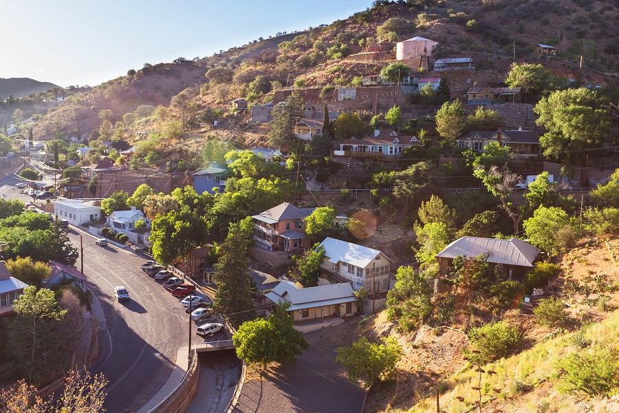 Your Guide to Bisbee Arizona