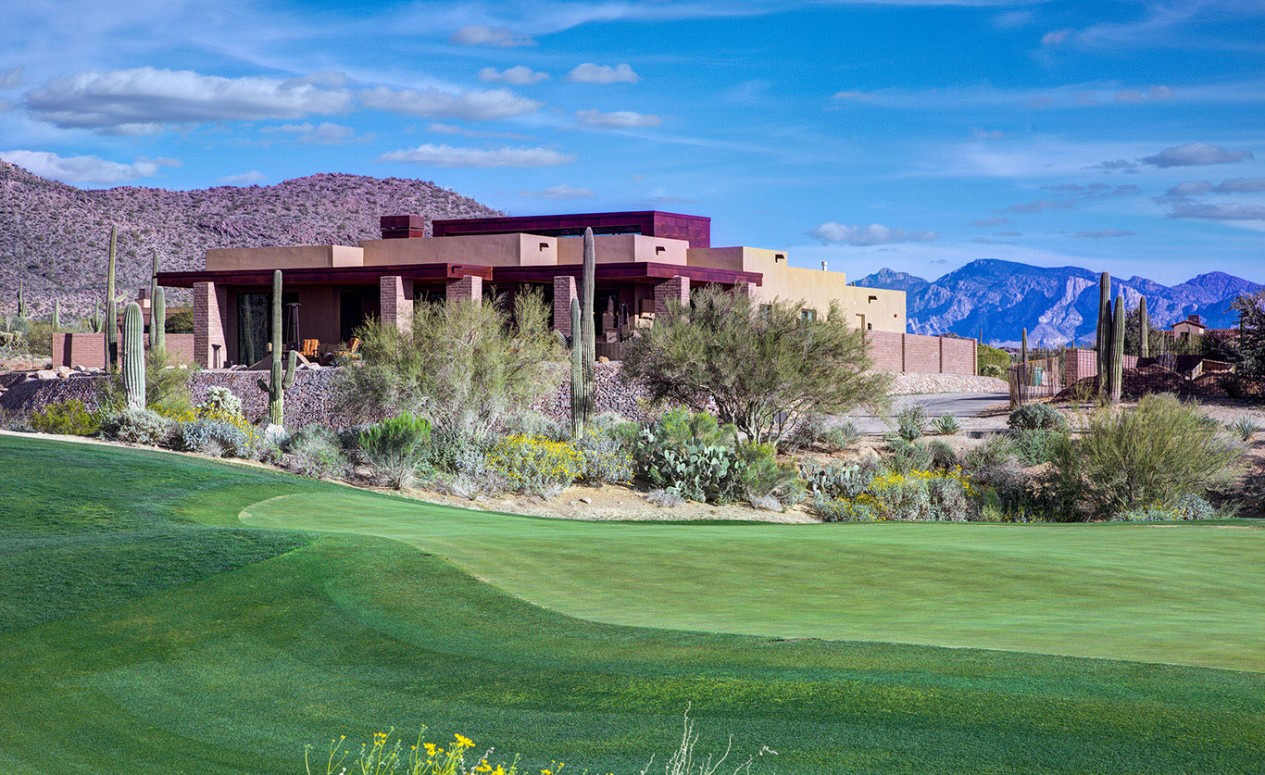 Golf Homes in Dove Mountain, Marana Cater to Golf Enthusiasts